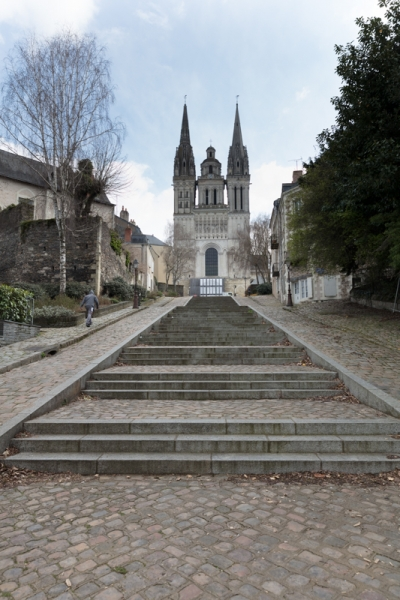 Cathedral Saint-Maurice d'Angers