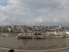 Angers from the chateau