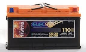 Elecsol carbon fibre battery