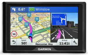 My SatNav, the Garmin Nuvi 58